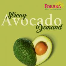 Freska Produce International's Gary Clevenger Discusses Strong Avocado Demand