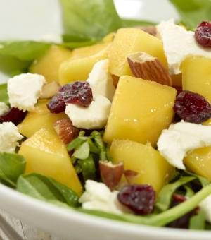 Fresh and Easy Mango Salad